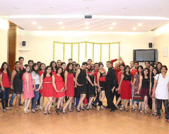 Group Dance classes in India