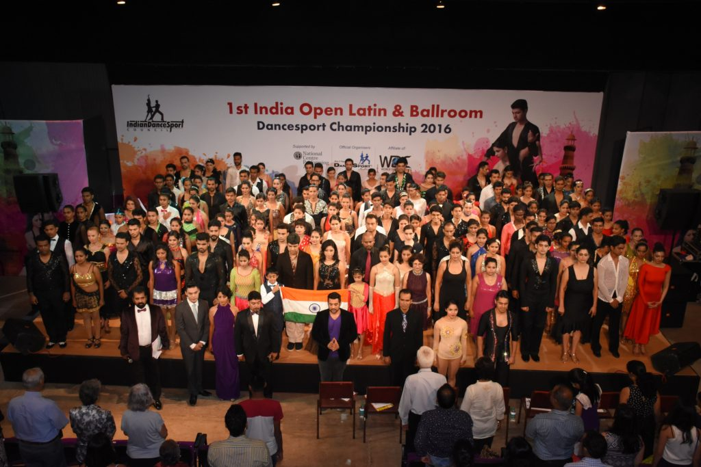 Dancesport India Winning & awards