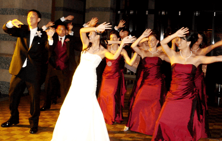 Wedding Dance choreography & suprises