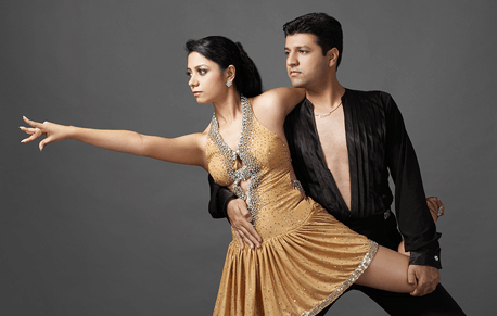 Dancesport India best dance classes