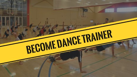 Become Dance Trainer