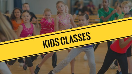 Kids Dance Classes & Lessons